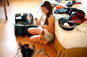 Laryssa Dias posa para o EGO (Foto: Marcos Serra Lima/EGO)