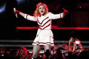 Madonna se apresenta em São Paulo (Foto: Manuela Scarpa / Foto Rio News)
