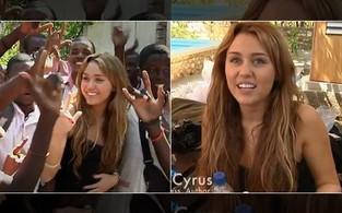 Miley Cyrus (Foto: You Tube/ Reprodução)
