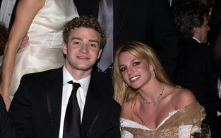 Britney Spears e Justin Timberlake (Foto: Agência/ Getty Images)