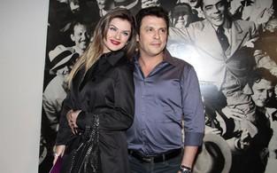 Mirella Santos e o comediante Ceará (Foto: Alessandra Gerzoschkowitz / EGO)
