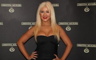 Christina Aguilera no Brasil (Foto: Manuela Scarpa/Photo Rio News)