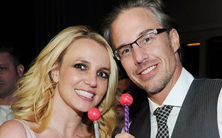Britney Spears e Jason Trawick  (Foto: Getty Image)