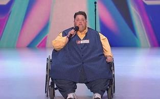 Freddie Combs, candidato do 'x Factor' (Foto: Reprodução/Fox)