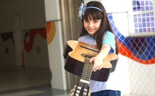 Dia das crianças - Larissa Manoela (Foto: Iwi Onodera/EGO)