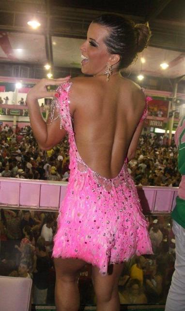 Renata Santos (Foto: Agnews)