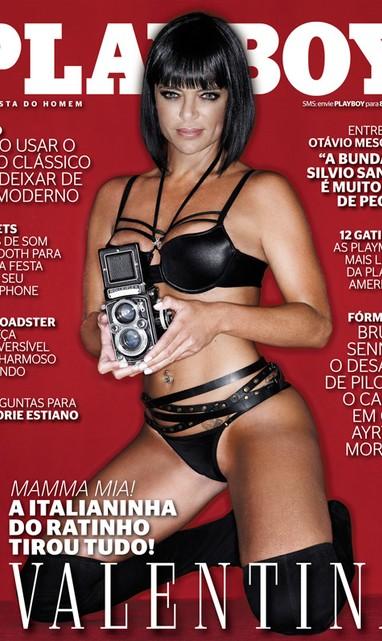 Capa Playboy (Foto: Playboy / Divulgação)