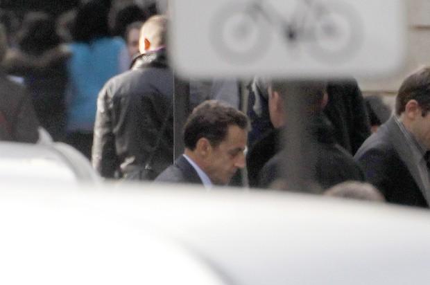 Nicolas Sarkozy (Foto: Reuters)