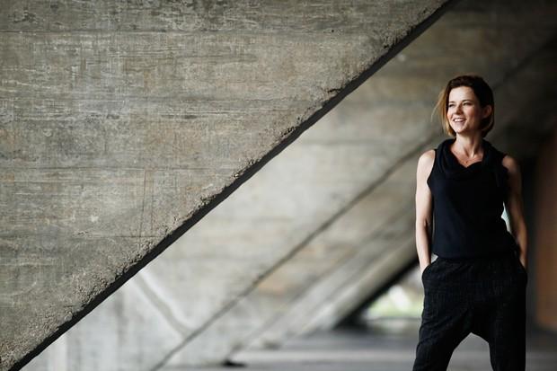 Vera Zimmermann posa para o EGO (Foto: Marcos Serra Lima/EGO)