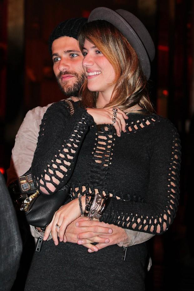 Giovanna Ewbank e Bruno Gagliasso (Foto: Manuela Scarpa/PhotoRioNews)