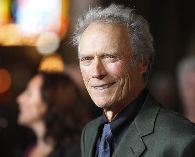 O diretor Clint Eastwood na première de 'J. Edgar' em Hollywood, nos Estados Unidos (Foto: Reuters/ Agência)