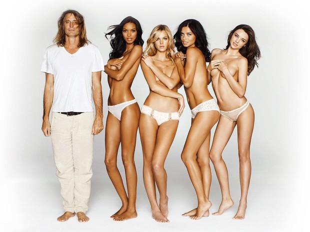 Angels da Victoria's Secret (Foto: Facebook / Reprodução)