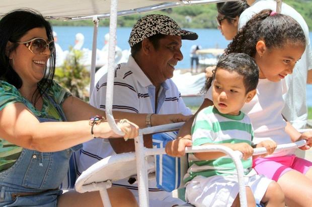 Zeca Pagodinho (Foto: André Freitas / Agnews)