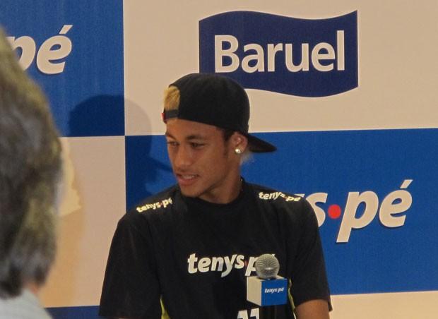Neymar (Foto: Felipe Abílio / EGO)