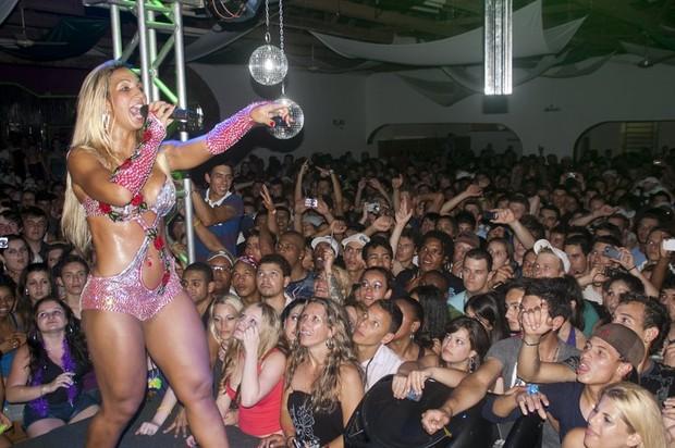 Valesca Popozuda faz show em Porto Alegre (Foto: Reuters/ Agência)