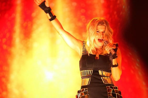 Fergie no SWU (Foto: Iwi Onodera/EGO)