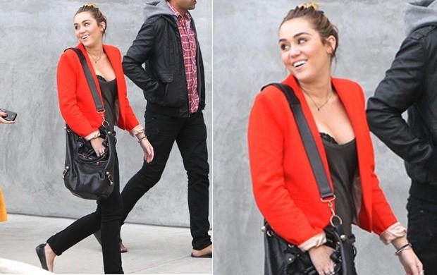 Miley Cyrus (Foto: X17/Agência)