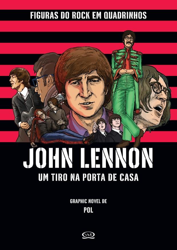 Capa Jonh Lennon (Foto: Divulgação)