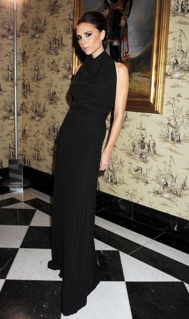 Victoria Beckham no British Fashion Awards em Londres, na Inglaterra (Foto: Getty Images/ Agência)