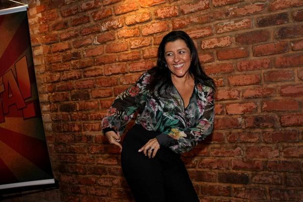 regina casé (Foto: Henrique Oliveira / Photo Rio News)