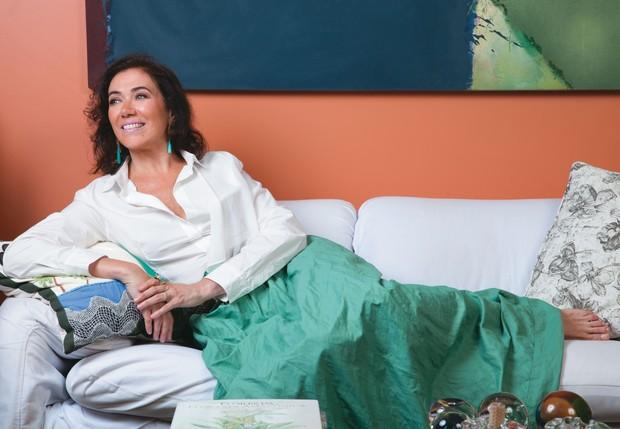 Lilia Cabral - Contigo (Foto: Dario Zalis/Revista Contigo)