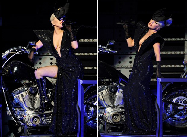Lady Gaga (Foto: Agência/ Getty Images)