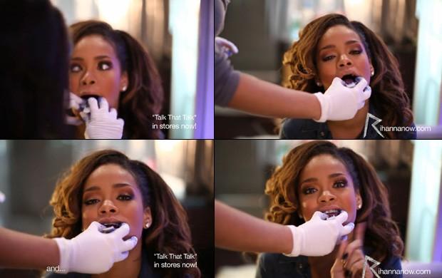 Rihanna (Foto: Reprodução / YouTube)