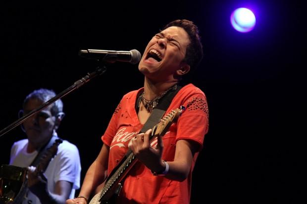 Maria Gadu faz show no Citibank Hall, no Rio (Foto: Thyago Andrade / Photo Rio News)