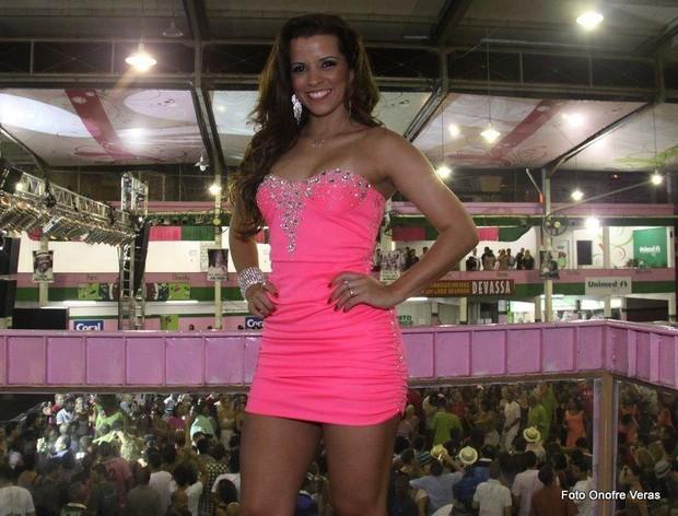 Renata Santos (Foto: Onofre Veras / Ag. News)