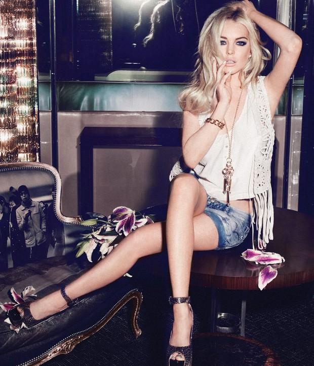Lindsay Lohan (Foto: Reprodução)