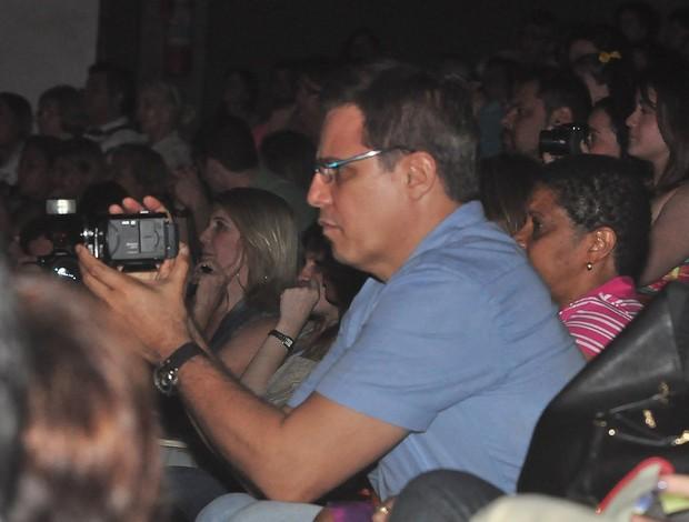 Edson Celullari  (Foto: Roberto Souza Teixeira / EGO)