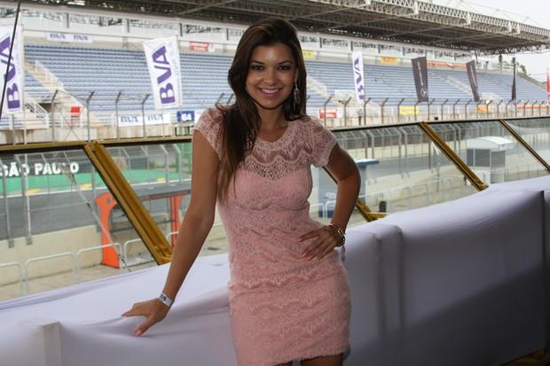 Amanda Françozo (Foto:  Marcos Ribas / Photo Rio News)