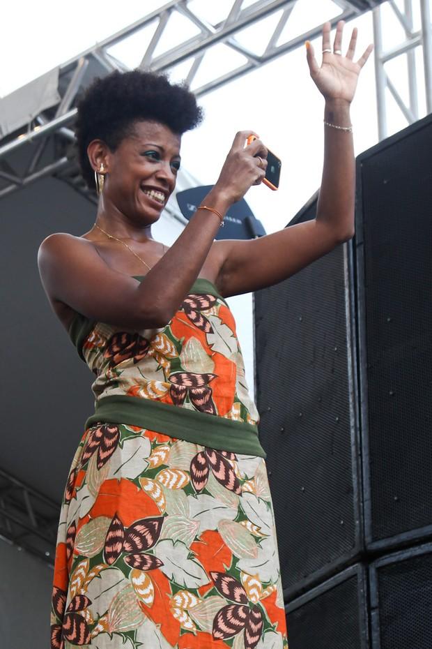 Thalma de Freitas (Foto: Manuela Scarpa / Photo Rio News)