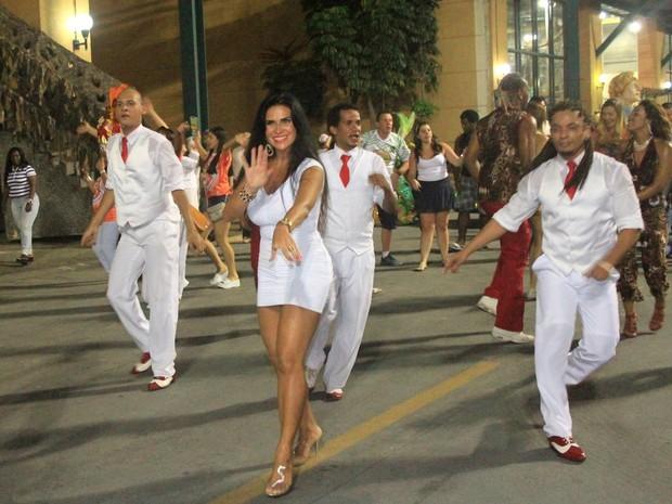 Solange Gomes (Foto: Rodrigo dos Anjos / Ag News)