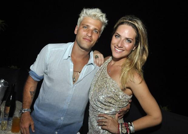 Bruno Gagliasso e Giovanna Ewbank (Foto: Paloma Amorim / Divulgação)