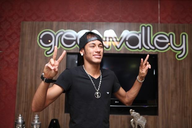 Neymar (Foto: Adriel Douglas e David Weltre/Divulgação)