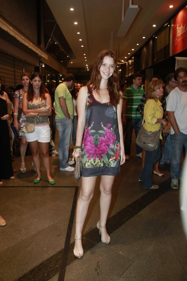 Nathalia Dill (Foto: Isac Luz/ EGO) Fonte de Origem: http://ego.globo