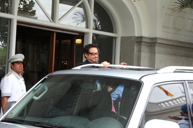 Robert Downey Junio (Foto: Gabriel Reis/ Agnews)
