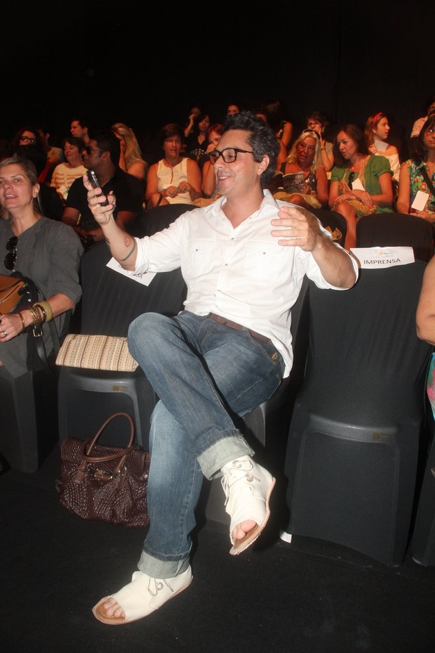 Alexandre Nero (Foto: Photo Rio News)