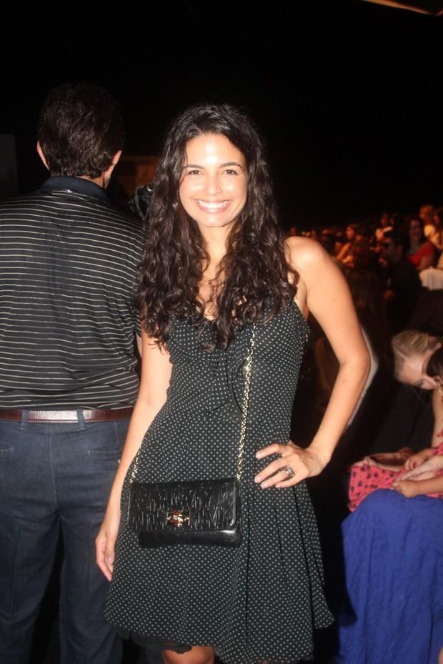 Emanuelle Araujo no  (Foto: Photorio News)