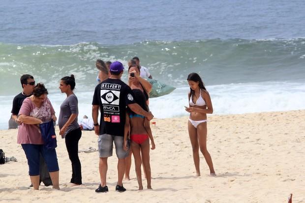 Vitor Belfort no RJ (Foto: Wallace Barbosa/AgNews)