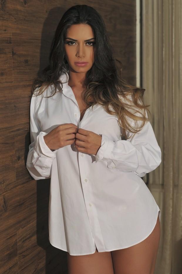 Graciella Carvalho, vice do Miss Bumbum (Foto: Cacau Oliver/Divulgação)