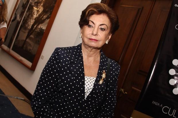 Beatriz Segall em prêmio em São Paulo (Foto: Marcos Ribas/ Photo Rio News)