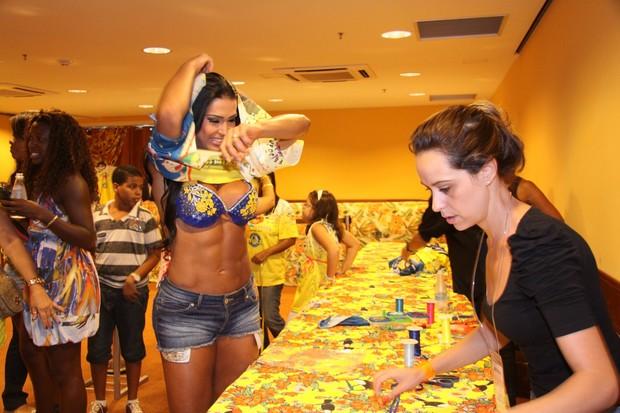 Gracyanne Barbosa (Foto: Ag News)