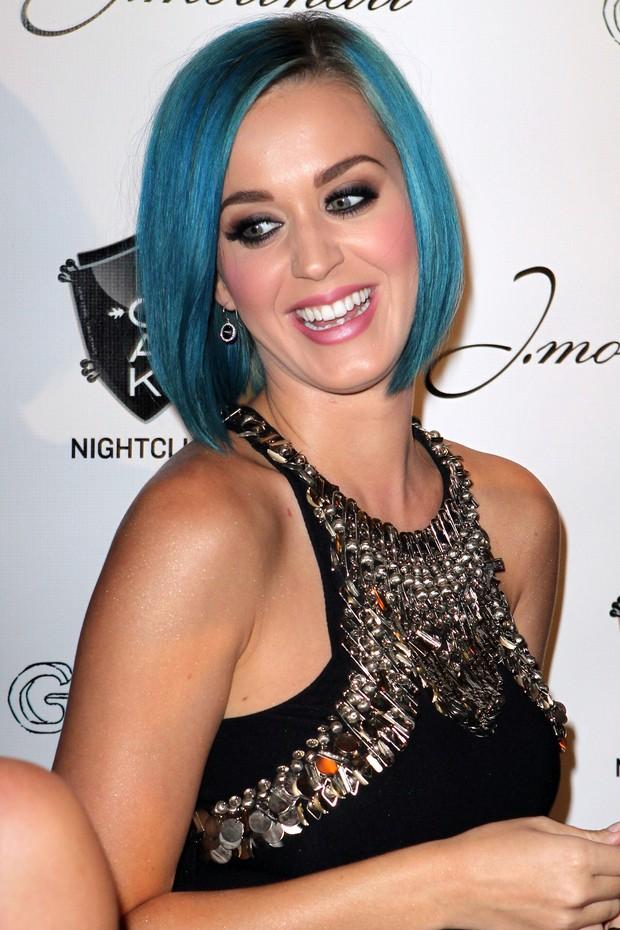 Katy Perry (Foto: Agência AFP)