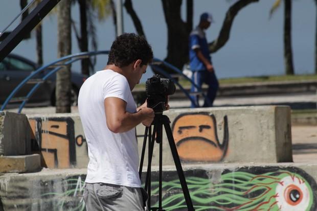 Rafael Almeida (Foto: Fabio Martins/AgNews)