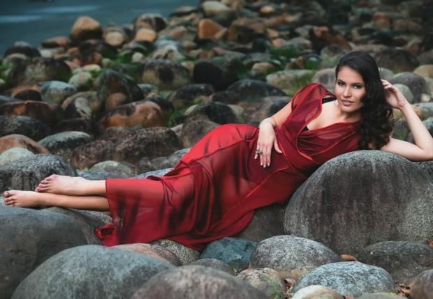 Ana Carolina Dias (Foto: Moskow)