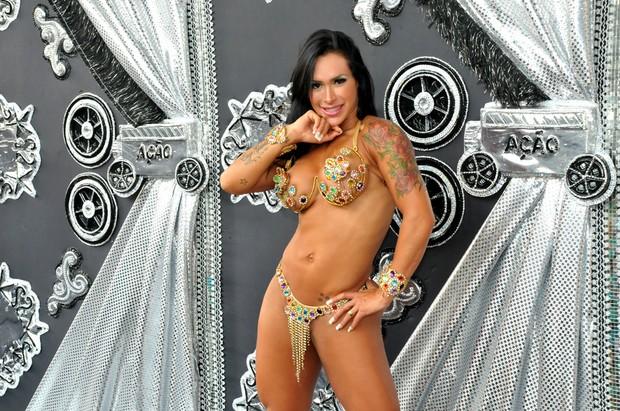 Fabiana Rodrigues (Foto: Divulgação)