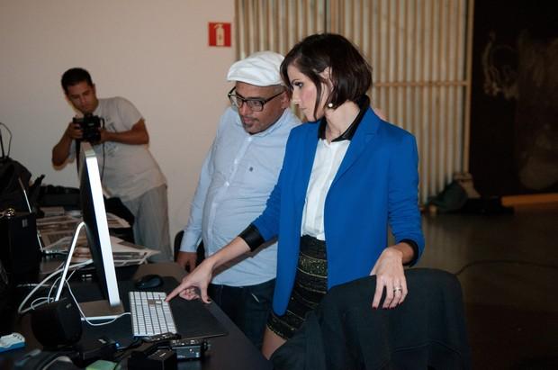 Deborah Secco posa para campanha outono/inverno do Mega Polo Moda (Foto: Gabriel Cappelletti/Divulgação)