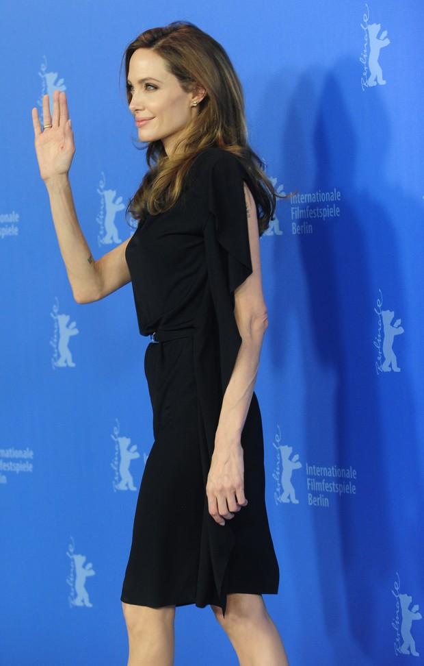 Angelina Jolie (Foto: Agência AFP)
